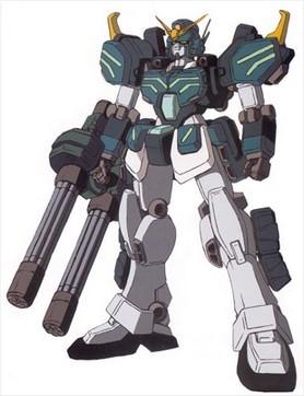 XXXG-01H2重装高达EW