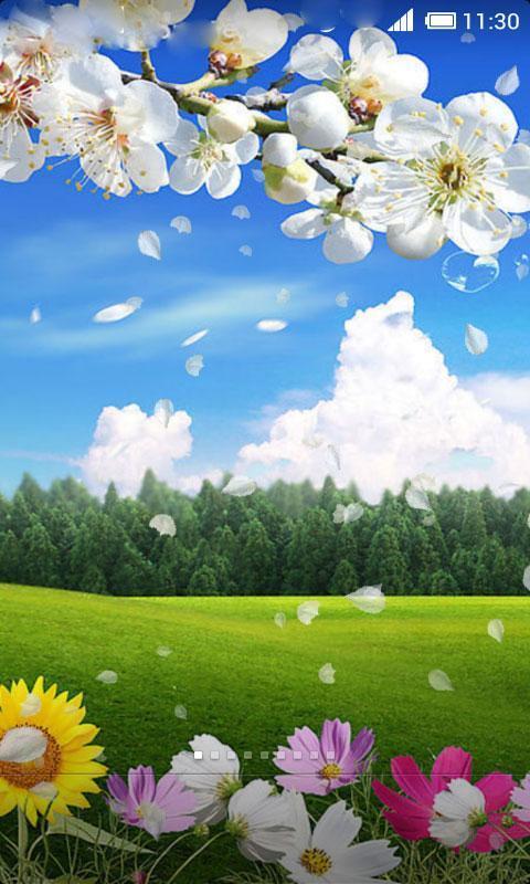 清新自然动态壁纸免费下载|清新自然动态壁纸手机版