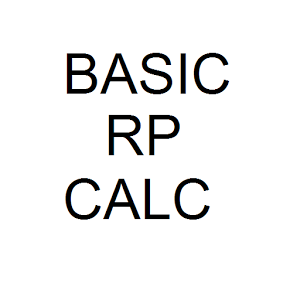 Basic RP Calculator TIARBI