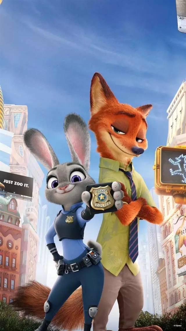 """《疯狂动物园》你们都看了吗?在这里,找到你的""""狐兔""""team"""