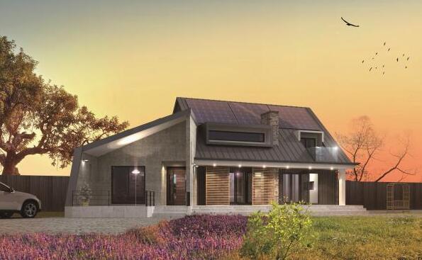 虽说这三款农村自建别墅漂亮,但也得明年才能看得到实