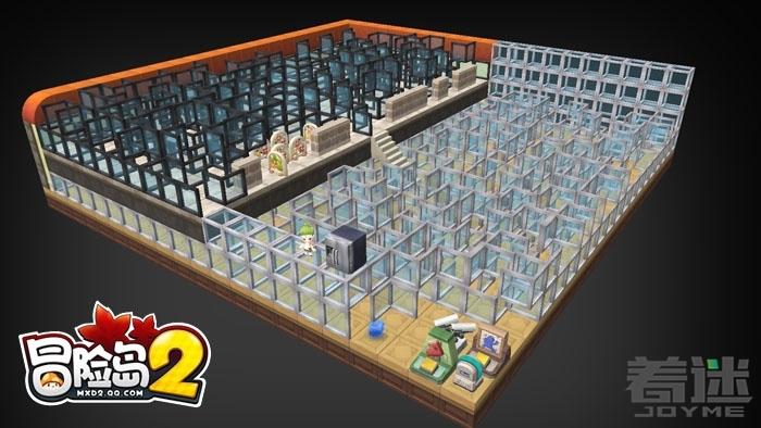 冒险岛2造梦主题家园活动玩法及奖励领取地址