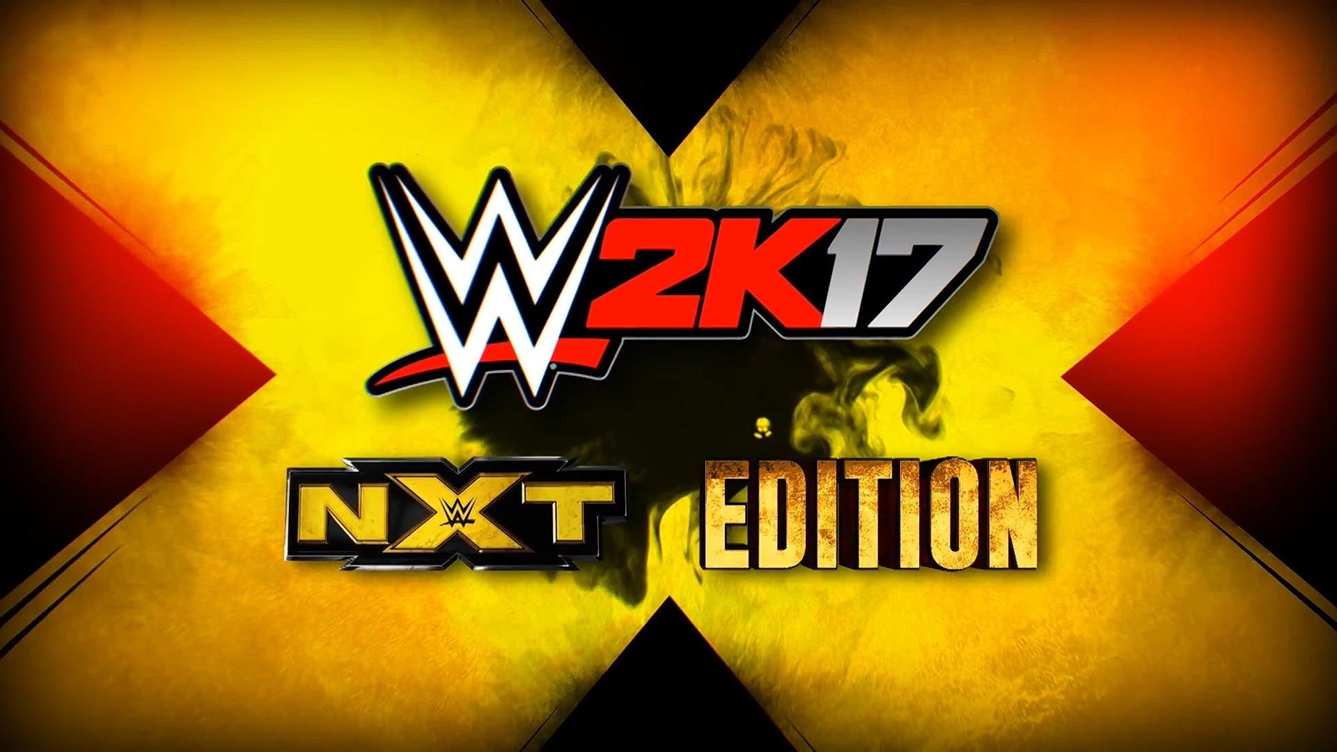 《WWE 2K17》限定版详情公布