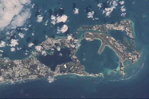 百慕大三角洲之谜