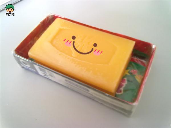 手工肥皂盒的制作方法