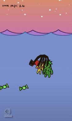 小鱿鱼海底寻宝