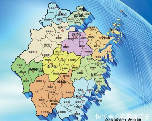 浙江省一个县,人口超40万,距杭州市98公里