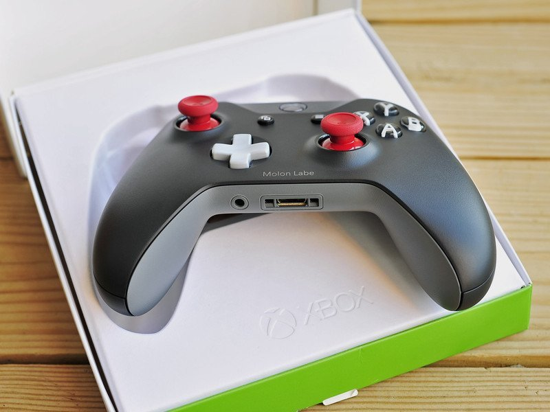 Xbox定制手柄已发货