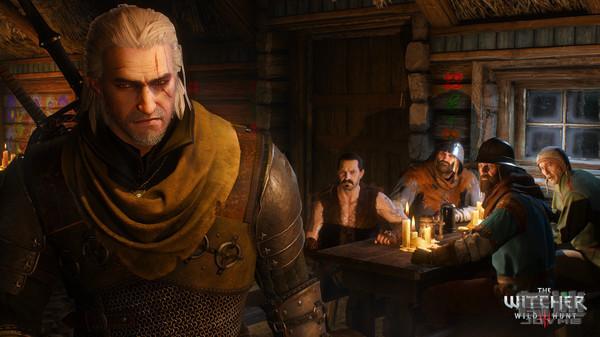 《巫师3:年度版》Steam正式上架