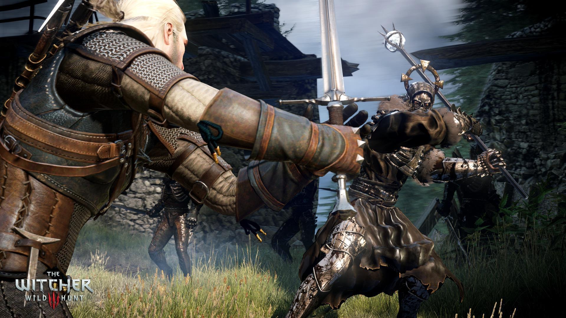 开发商宣布《巫师3》将不提供PS4 pro强化