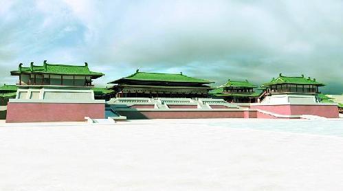 (图)大明宫