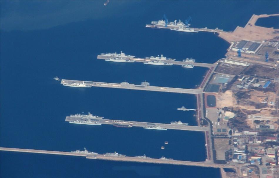 未来亚洲第一军港:中国海军航母编队基地 - 一统江山 - 一统江山的博客
