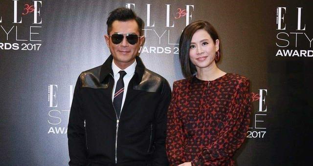 古天乐否认年底将于宣萱结婚,网友:真结婚那该有多好?