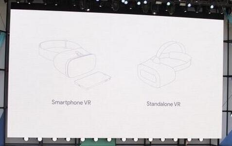谷歌VR一体机正式发布,基于Daydream平台头显