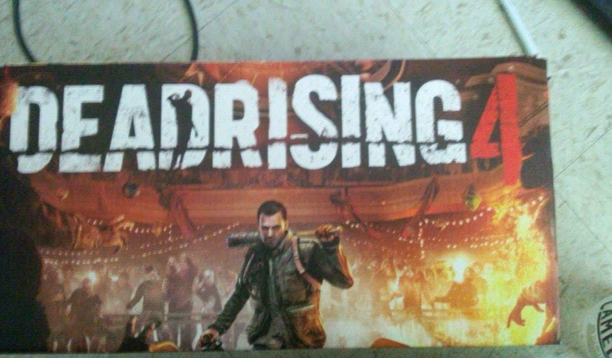 《丧尸围城4》被曝光 将在E3大展公布