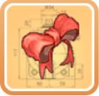 红蝶发带图纸