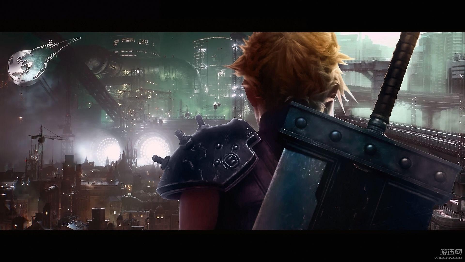 《最终幻想7重制版》分段发售 每段都是完整游戏