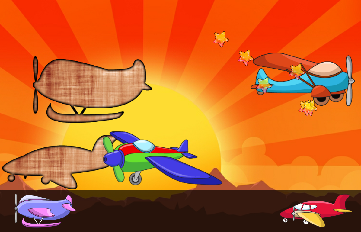 flash横版飞机游戏下载