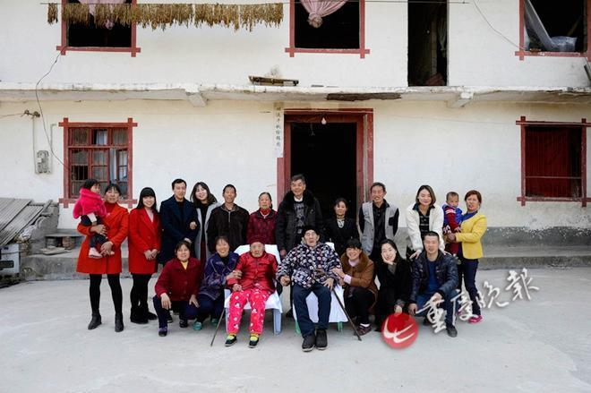 重庆最后的小脚女人:和丈夫未分开过一天 - 周公乐 - xinhua8848 的博客