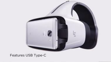 乐视推出新手机+VR头盔进军美国市场 价格优势明显