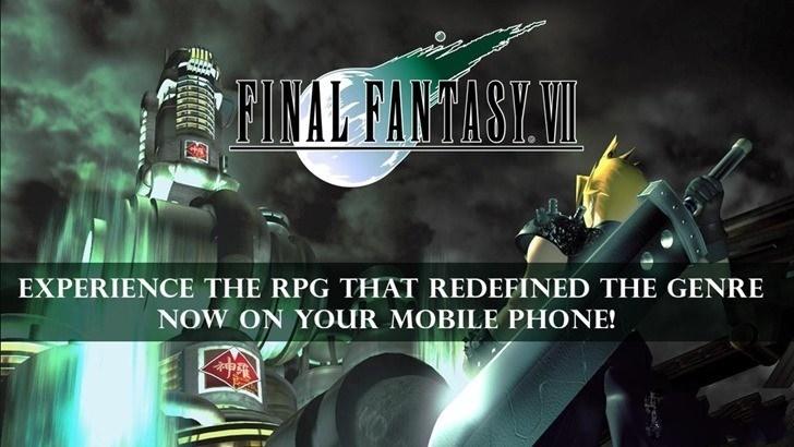 《最终幻想7》安卓版推出