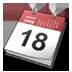 PP桌面日历