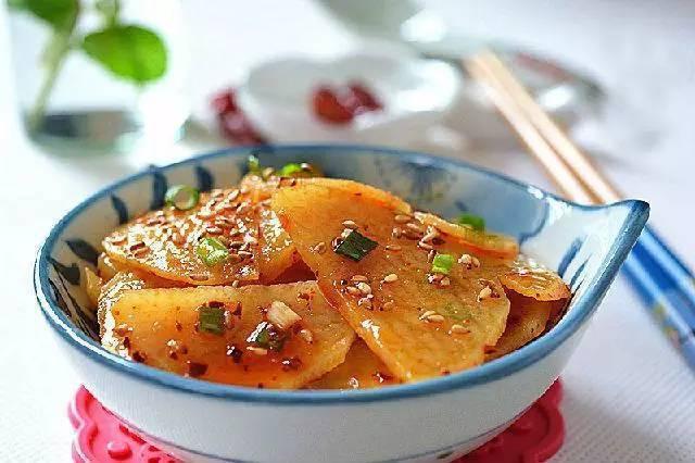 土豆的做法 别再只吃炒土豆丝了 - 枫叶飘飘 - 欢迎诸位朋友珍惜一份美丽的相遇,珍藏