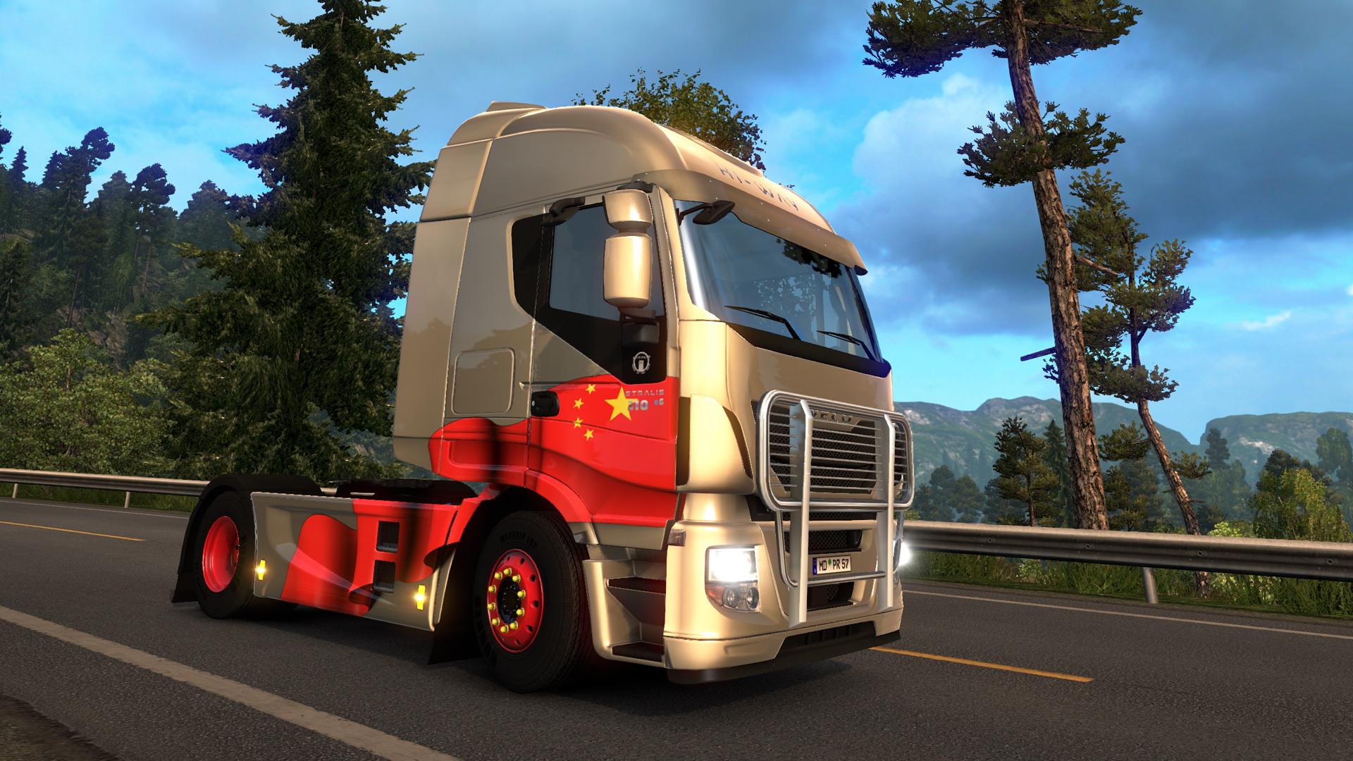 《欧洲卡车模拟2》推出新DLC