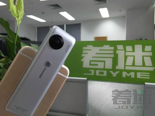 Insta360 Nano体验评测:带你玩最容易上手的全景相机
