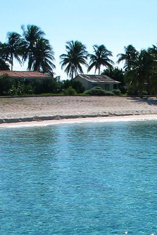 古巴海滩壁纸