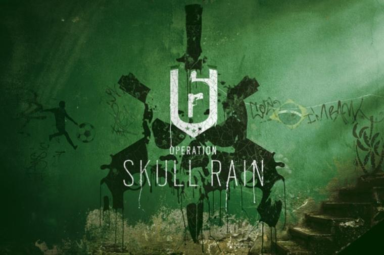 """《彩虹六号围攻》DLC""""Skull Rain""""评测 画龙点睛之笔"""