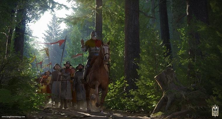 《天国:拯救》游戏截图