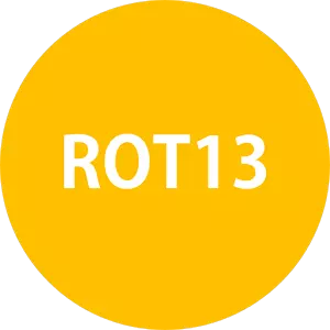ROT13 with Material Design