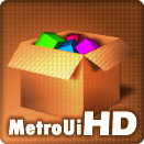 wp7风格插件 Metro Ui HD Widget Tile