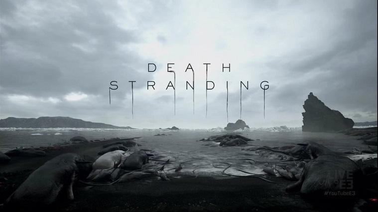 《死亡搁浅》游戏画面