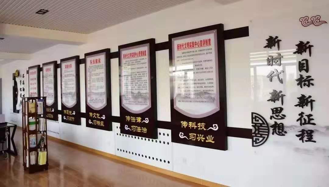 """锦州义县推进新时代文明实践中心建设打通服务群众""""最后一公里"""""""