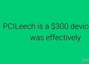 【技术分享】基于PCILeech的UEFI DMA攻击