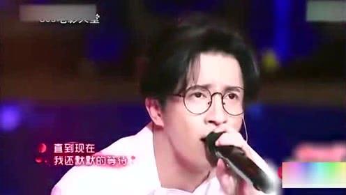 跨界歌王第三季,薛之谦台上献唱,台下吴秀波都看呆了!