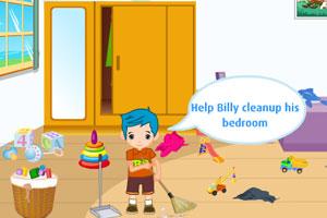 小朋友打扫房间,小朋友打扫房间小游戏,360小