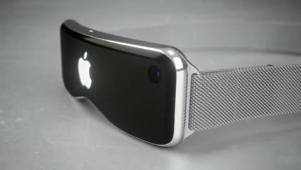 苹果VR设计曝光
